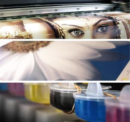 Digitaldruck in großen Größen bei ADCO