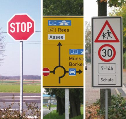 ADCO Verkehrszeichen